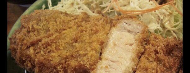 かつ義 is one of 美味しいお店.