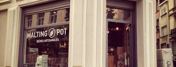 Malting Pot is one of Brussels & Belgium.