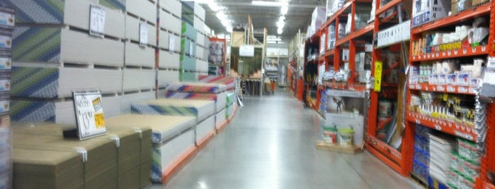The Home Depot is one of Love to go.