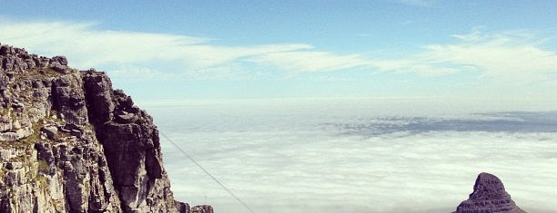 Top of Table Mountain is one of My Bucket List.