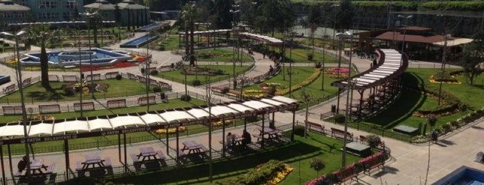 Çukurbostan Şehir Parkı is one of İstanbul'daki Park, Bahçe ve Korular.