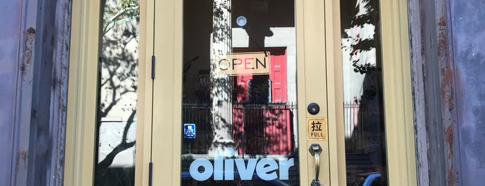 Oliver Coffee is one of Top.
