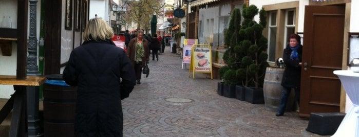 Rossmarkt is one of Karlsruhe + trips.