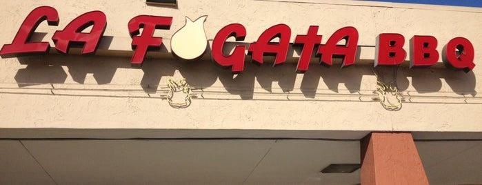 La Fogata is one of Lukas' South FL Food List!.
