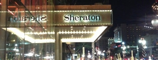 Sheraton New Orleans Hotel is one of The 15 Best Comfortable Places in New Orleans.