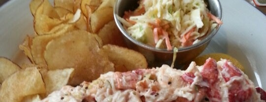 Island Creek Oyster Bar is one of Ultimate Summertime Lobster Rolls.