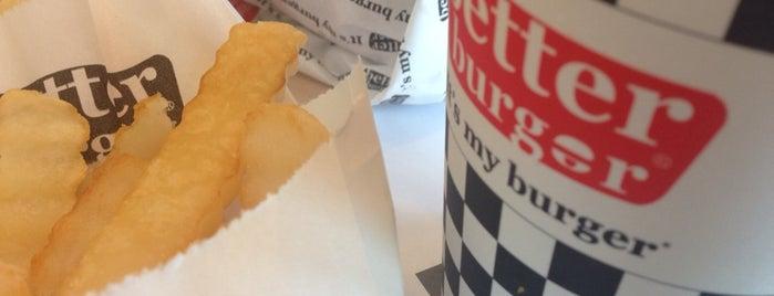 베러버거 (better burger) is one of 판교 Place..