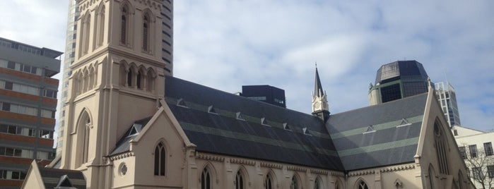 Saint Patrick's Cathedral is one of Around The World: SW Pacific.