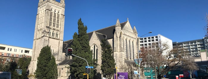 St Matthew-in-the-City is one of Around The World: SW Pacific.