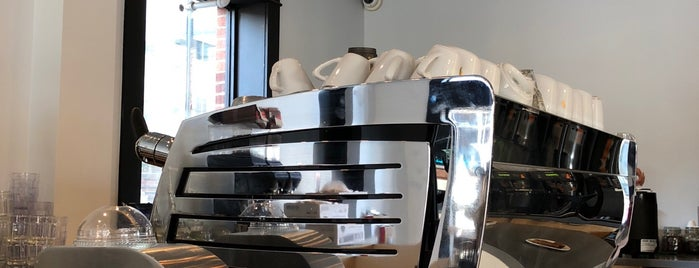 Quantum Coffee is one of Francis' Toronto.