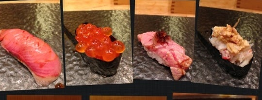 Sushi Sase 鮨佐瀬 is one of wanna try next.