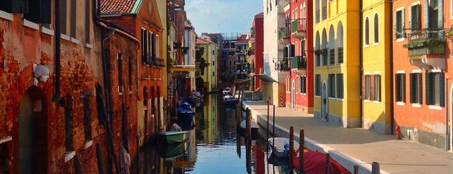 Rio De San Girolamo is one of Un weekend a Venezia.