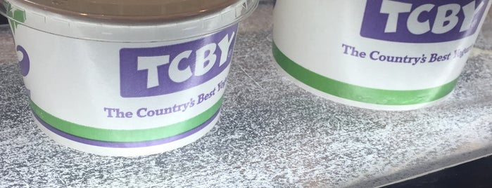 TCBY is one of Doha's Restaurants.