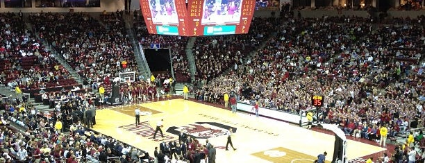 Colonial Life Arena is one of College Basketball Venues.
