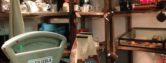 Monica Pondé | Café Ect. is one of Hell of January.