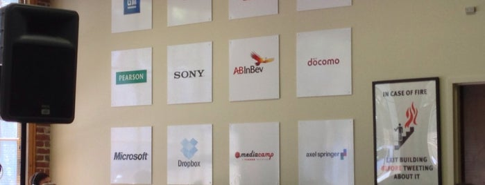 RocketSpace Accelerator is one of Bay Area / Tech.