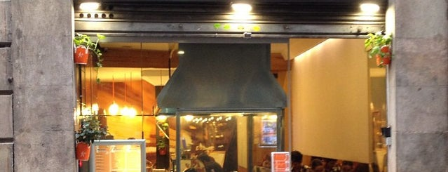 Wok to Walk is one of M&M Barcelona centre.