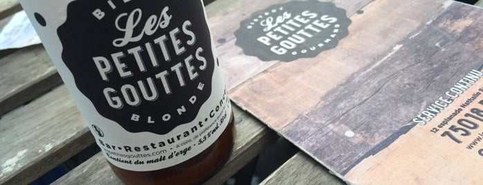Les Petites Gouttes is one of I worship GOOD Bars.