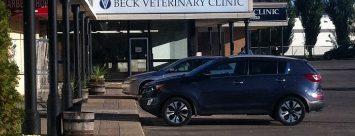Beck Veterinary Clinic is one of Veterinary Clinics Across Western Canada.