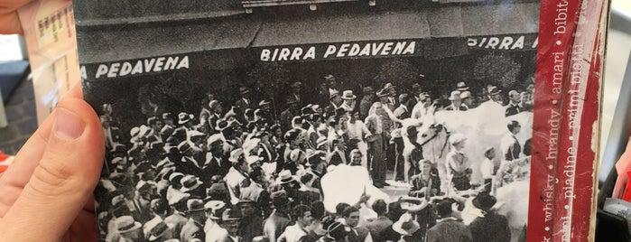 Birreria Pedavena is one of Veneto best places.