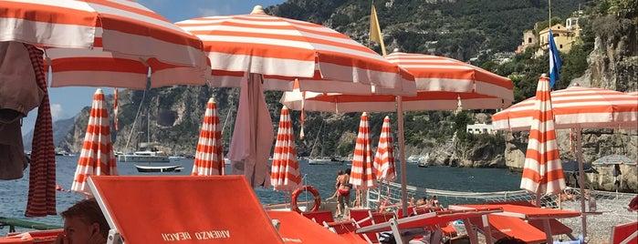 Bagni d'Arienzo Beach Club is one of Italy.