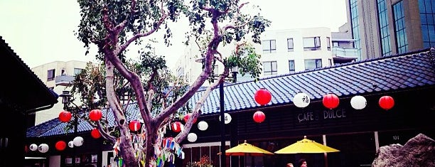 Little Tokyo is one of 87 Free Things To Do in LA.