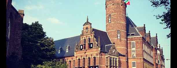 Groningen is one of EU Capitals of Innovation.
