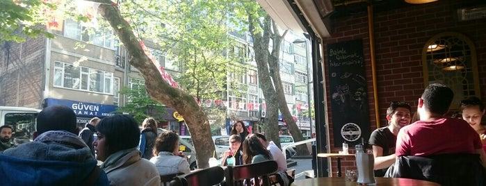 Coffee Co. NY is one of Avrupa Yakası.