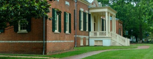 Homewood House Museum is one of 50 Years of Baltimore Preservation Award Winners.