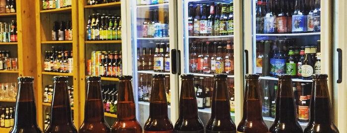 O Mercado da Cerveja is one of Bares e Baldinhos.