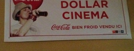 Dollar Cinema is one of Cheap fills.