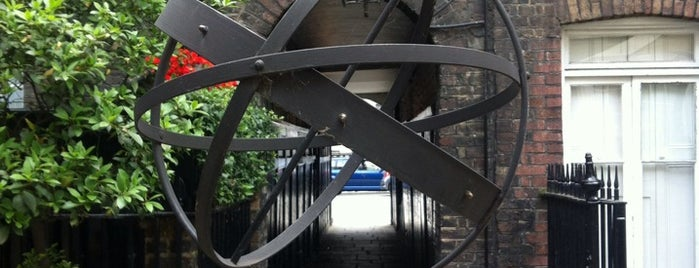 Pickering Place is one of Around The World: London.