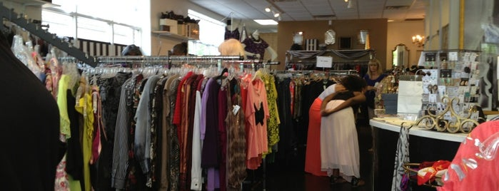 Adore Designer Resale is one of North Carolina To-Do.