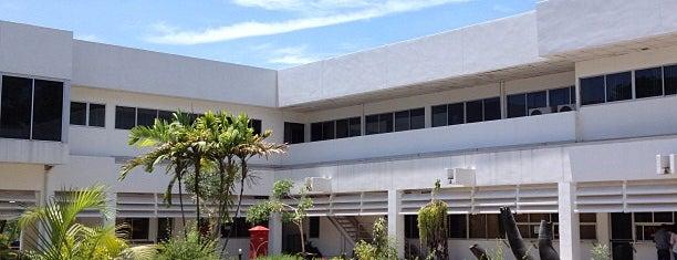 สถาบันเทคโนโลยีแห่งเอเชีย (AIT) Asian Institute of Technology is one of Bkk - Lopburi Way.