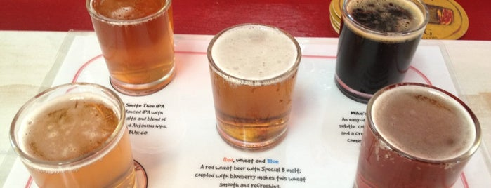 Bugnutty Brewing Company is one of Florida.