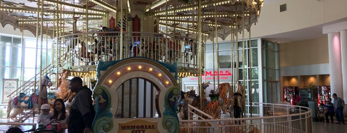 Memorial City Carousel is one of Favorite Arts & Entertainment.