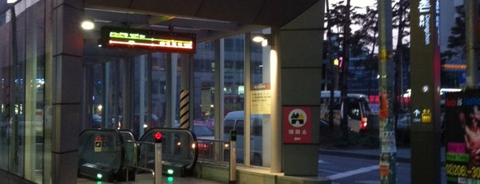 Deungchon Stn. is one of Subway Stations in Seoul(line5~9).