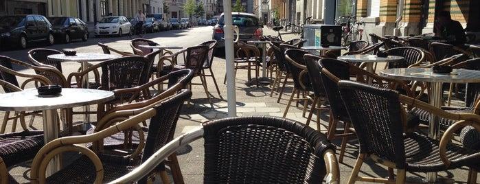 De Nieuwe Linde is one of Guide to Antwerp's best spots.
