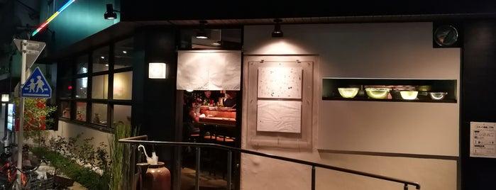 音飯 is one of 高円寺周辺.
