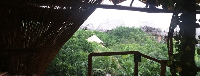 Azulik Hotel & Maya Spa is one of Tulum.