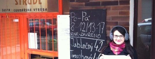 Žižkovská štrúdlárna (Petr Šusta) is one of Food and more food.
