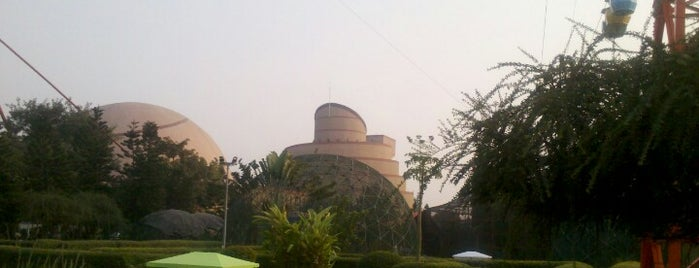 Science City is one of Kolkata.