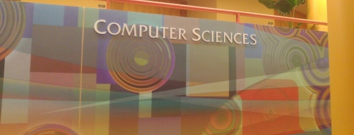 Computer Sciences & Statistics is one of Kiosk Locations.
