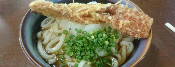 手打ちうどん いぶき is one of うどん 行きたい.