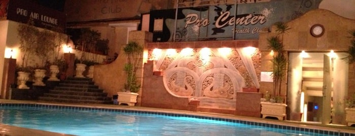 Del Vento Sky Lounge is one of Cairo NightLife.