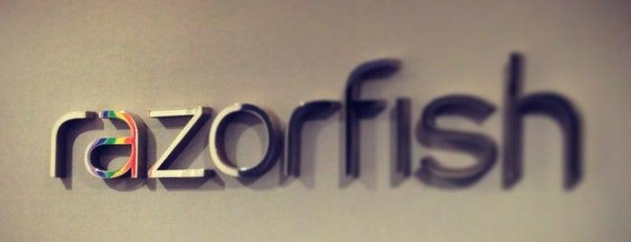 Razorfish is one of Agencies New York.