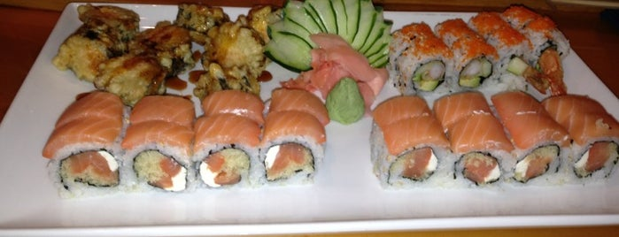 Sushi Thai is one of Must-Visit Sushi Restaurants in RDU.