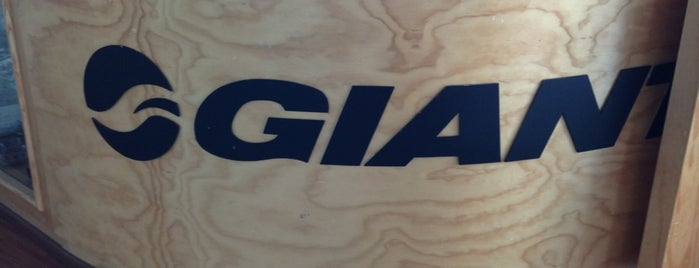 Giant Passion Bike Store is one of Biclas.