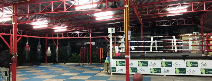 Chorenrit Muay Thai & Fitness Gym is one of Ko Phangan.