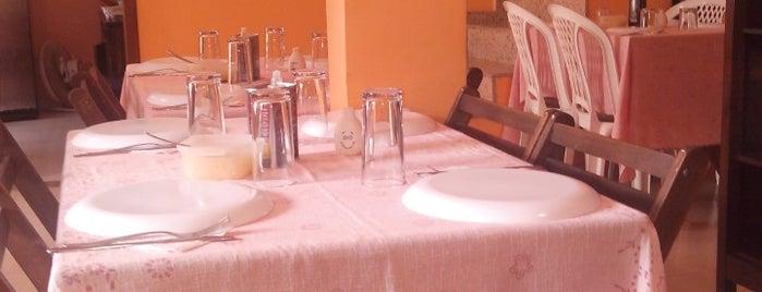 Restaurante Pensão da Nil is one of pra conhecer.